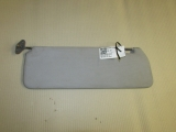 NISSAN CABSTAR E95 SWB PICK-UP 2000-2007 SUN VISOR (PASSENGER SIDE) 2000,2001,2002,2003,2004,2005,2006,2007NISSAN CABSTAR E95 SWB PICK-UP 1992-2007 SUN VISOR (PASSENGER SIDE)