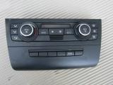 BMW 118D SE 3 DOOR 2006-2012 HEATER CONTROL PANEL (AIR CON) 2006,2007,2008,2009,2010,2011,2012BMW 118D SE 3 DOOR 2006-2012 HEATER CONTROL PANEL (AIR CON) 6411 9183277-01
