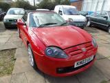 MG MGTF 160 2002-2009 1.8 INJECTOR RAIL 2002,2003,2004,2005,2006,2007,2008,2009MG MGTF 160  1995-2003 1.8  INJECTOR RAIL