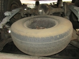MITSUBISHI L200 WARRIOR LWB 1996-2007 SPARE WHEEL CARRIER 1996,1997,1998,1999,2000,2001,2002,2003,2004,2005,2006,2007MITSUBISHI L200 WARRIOR LWB 1996-2007 SPARE WHEEL CARRIER