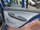 SKODA FABIA 5 DOOR 1999-2003 1.4 WINDOW REGULATOR/MECH MANUAL (REAR DRIVER SIDE) 1999,2000,2001,2002,2003SKODA FABIA  5 DOOR  1999-2003 1.4 WINDOW REGULATOR MANUAL REAR DRIVER SIDE