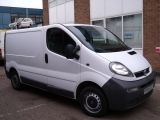 VAUXHALL VIVARO DTI 2700 SWB PANEL VAN 2001-2006 HEADLIGHT/HEADLAMP (PASSENGER SIDE) 2001,2002,2003,2004,2005,2006