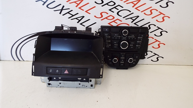 VAUXHALL ASTRA 2009-2017 STEREO SYSTEM