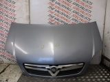 VAUXHALL MERIVA 2002-2010 BONNET 2002,2003,2004,2005,2006,2007,2008,2009,2010VAUXHALL MERIVA A 02-10 BONNET WITH GRILL SILVER 18607 *MINOR DENTS + SCRATCHES