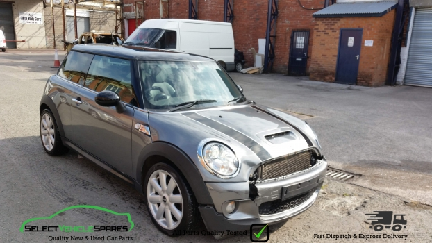 BMW MINI COOPER S R56 BREAKING FOR SPARES 2007 2013
