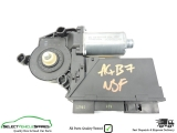 AUDI A4 B7 PASSENGER SIDE FRONT ELECTRIC WINDOW MOTOR 2006-2009 2006,2007,2008,2009AUDI A4 B6 B7 CABRIOLET PASSENGER SIDE FRONT ELECTRIC WINDOW REG MOTOR 2002-2009 8H2959801D / CONVERTIBLE / LEFT / NEARSIDE