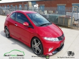 HONDA CIVIC TYPE R FN2 MK8 BREAKING FOR SPARES 2006-2011 2006,2007,2008,2009,2010,2011