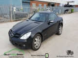 MERCEDES BENZ SLK R171 BREAKING FOR SPARES 2005-2010 2005,2006,2007,2008,2009,2010