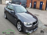 BMW 3-SERIES E92 BREAKING FOR SPARES 2005-2012 2005,2006,2007,2008,2009,2010,2011,2012