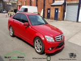 MERCEDES BENZ C-CLASS W204 BREAKING FOR SPARES 2007-2014 2007,2008,2009,2010,2011,2012,2013,2014