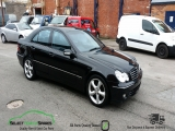 MERCEDES BENZ C-CLASS W203 BREAKING FOR SPARES 2001-2006 2001,2002,2003,2004,2005,2006