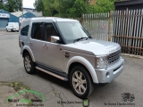 LAND ROVER DISCOVERY 3 2.7 TDV6 BREAKING FOR SPARES 2004-2009  2004,2005,2006,2007,2008,2009