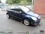 MERCEDES BENZ B-CLASS W245 BREAKING FOR SPARES 2005-2011 2005,2006,2007,2008,2009,2010,2011