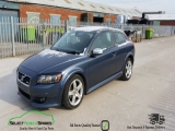 VOLVO C30 R-DESIGN BREAKING FOR SPARES 2007-2013 2007,2008,2009,2010,2011,2012,2013