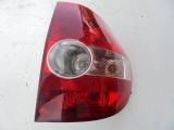 VOLKSWAGEN FOX 3 DOOR HATCHBACK 2010 REAR/TAIL LIGHT (DRIVER SIDE) 2010VOLKSWAGEN FOX  2010 O/S REAR/TAIL LIGHT (DRIVER SIDE)
