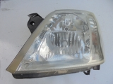 VAUXHALL MERIVA 5 DOOR HATCHBACK 2003 HEADLIGHT/HEADLAMP (PASSENGER SIDE) 2003VAUXHALL MERIVA 2003 N/S HEADLIGHT/HEADLAMP (PASSENGER SIDE)