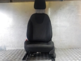 VAUXHALL ASTRA K MK7 1.4 B14XE 2015-2019 CLOTH SEAT (FRONT PASSENGER SIDE) 2015,2016,2017,2018,2019VAUXHALL ASTRA K MK7 SRI 2015-2019 CLOTH SEAT (FRONT PASSENGER SIDE)
