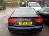 AUDI A4 B8 2.0 TDI CAG SALOON 4 DOOR MANUAL 2008-2012 1968 BOOTLID 2008,2009,2010,2011,2012AUDI A4 B8 SALOON PRE FACELIFT 2008-2012 BARE BOOTLID IN LZ5A BLUE  2012 VAUXHALL INSIGNIA SRI VX LINE HATCHBACK BARE RED BOOTLID TAILGATE