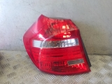 BMW E81 1 SERIES N43B20A HATCHBACK 3 DOOR 2007-2012 REAR/TAIL LIGHT (PASSENGER SIDE) 2007,2008,2009,2010,2011,2012BMW E81 1 SERIES 3 DOOR HATCHBACK 2007-2011 REAR/TAIL LIGHT (PASSENGER SIDE)  MERCEDES C CLASS W204 2011-2014 LED REAR/TAIL LIGHT (PASSENGER SIDE)