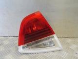 BMW 3 SERIES 320D M SPORT 4 DOOR SALOON 2005-2011 REAR/TAIL LIGHT ON TAILGATE (PASSENGER SIDE) 2005,2006,2007,2008,2009,2010,2011BMW 3 SERIES M SPORT SALOON 2005-08 REAR/TAIL LIGHT ON TAILGATE (PASSENGER SIDE)  BMW E90 3 SERIES SALOON 2008-11 LCI REAR/TAIL LIGHT ON TAILGATE (PASSENGER SIDE)