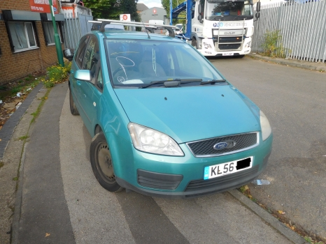 FORD C-MAX 1.8 TDCI MPV 2003-2007 1.8 HUB WITH ABS (FRONT DRIVER SIDE)