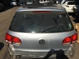 VOLKSWAGEN VW GOLF MK6 2008-2012 TAILGATE  2008,2009,2010,2011,2012VOLKSWAGEN VW GOLF MK6 2008-2012 TAILGATE BOOTLID (COMPLETE) LA7W