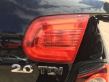 VOLKSWAGEN EOS 2006-2010 REAR/TAIL LIGHT ON TAILGATE - DRIVERS SIDE 2006,2007,2008,2009,2010VOLKSWAGEN VW EOS 2006-2010 REAR/TAIL LIGHT ON TAILGATE - DRIVERS SIDE ***2***