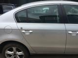 VOLKSWAGEN PASSAT B7 2010-2014 DOOR (BARE) - DRIVER REAR  2010,2011,2012,2013,2014VOLKSWAGEN VW PASSAT B7 2010-2014 DOOR (COMPLETE) DRIVER REAR - LA7W