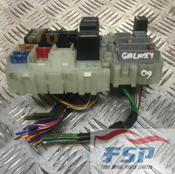 Ford Galaxy Fuse Box For Sale Complete Wiring Diagrams
