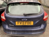 FORD FOCUS ZETEC 125 AUTO HATCHBACK 5 DOOR 2011-2015 TAILGATE INK BLUE 2011,2012,2013,2014,2015FORD FOCUS MK3 ZETEC 2011-2015 TAILGATE INK BLUE