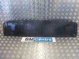 BMW E53 X5 5 DOOR ESTATE 2000-2006 SPOILER (REAR) BLACK SAPHIRE 2000,2001,2002,2003,2004,2005,2006BMW E53 X5 2000-2006 TAILGATE SPOILER CARBON WRAPPED REF 12