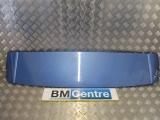 BMW E53 X5 5 DOOR ESTATE 2000-2006 SPOILER (REAR) BLACK SAPHIRE 2000,2001,2002,2003,2004,2005,2006BMW E53 X5 2000-2006 TAILGATE SPOILER IN ESTORIL BLUE REF 2