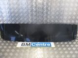 BMW E53 X5 5 DOOR ESTATE 2000-2006 SPOILER (REAR) BLACK SAPHIRE 2000,2001,2002,2003,2004,2005,2006BMW E53 X5 2000-2006 TAILGATE SPOILER IN BLACK REF 4