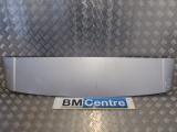 BMW E53 X5 5 DOOR ESTATE 2000-2006 SPOILER (REAR) BLACK SAPHIRE 2000,2001,2002,2003,2004,2005,2006BMW E53 X5 2000-2006 TAILGATE SPOILER IN TITAN SILVER REF 9