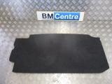 BMW E85 Z4 2 DOOR CONVERTIBLE 2002-2008 BOOT CARPET 2002,2003,2004,2005,2006,2007,2008BMW E85 E86 BLACK SCHWARZ BOOT FLOOR CARPET 7016687 7016687