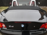 BMW E85 Z4 2 DOOR CONVERTIBLE 2002-2008 3.0 BOOTLID 2002,2003,2004,2005,2006,2007,2008BMW E85 Z4 ROADSTER TRUNK BOOT LID TAILGATE IN BLACK SAPPHIRE **BARE**