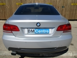 BMW E92 3 SERIES 2 DOOR COUPE 2005-2010 2.0 BOOTLID 2005,2006,2007,2008,2009,2010BMW E92 3 SERIES 2007 320I M-SPORT REAR BOOT BOOTLID BARE TITAN SILVER BREAKING