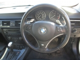 BMW E92 3 SERIES 2 DOOR COUPE 2004-2012 STEERING WHEEL (LEATHER) 2004,2005,2006,2007,2008,2009,2010,2011,2012BMW E92 3 SERIES 335D M-SPORT LEATHER MULTIFUNCTION STEERING WHEEL PADDLE SHIFT