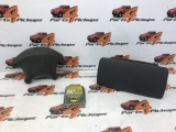 Mitsubishi L200 Club Cab 4 Work 2002-2006 AIR BAG SET & MODULE  2002,2003,2004,2005,2006MITSUBISHI L200 K74 complete AlR bag set 2002-2006  Mitsubishi L200 2006-2015 Air Bag Airbag Set & Module 8635A air bag airbags