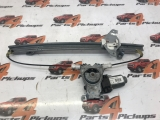 Nissan NAVARA Tekna 2005-2015 2.5 WINDOW REGULATOR/MECH ELECTRIC (REAR DRIVER SIDE)  2005,2006,2007,2008,2009,2010,2011,2012,2013,2014,2015NISSAN Navara D40 Tekna Driver side Rear window regulator/ motor  2005-2015  Toyota Hilux Invincilble 08-15  Window Regulator rear Driver Side 85720-OK020 OSR OSF NSR