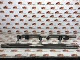 Volkswagen Amarok Highline 2010-2019 Side Steps (pair) Blue  2010,2011,2012,2013,2014,2015,2016,2017,2018,2019Volkswagen Amarok Highline Pair of Highline side steps 2010-2019  Ford Ranger hilux  SIDE STEPS in chrome PAIR 2006-2012 steps sidesteps foot step double cab climb step lift step