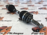 Ford Ranger Limited 2012-2020 2.2 Driveshaft - Passenger Front (abs) B3G-A428-EA 2012,2013,2014,2015,2016,2017,2018,2019,2020Ford Ranger Passenger side front Driveshaft Part number EB3G-A428-EA  2012-2020 B3G-A428-EA Ford Ranger Thunder 4x4 2002-2006 2.5 Driveshaft - Passenger Front (abs) Front near side (NSF) ABS drive NSF OSF  shaft, CV boots, thread and ABS ring all in good NSF OSF condtion working condition shaft axel halfshaft input shaft NSF OSF