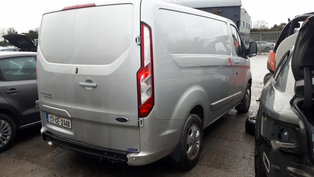 Ford Transit Custom  Breaking For Spares