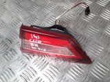 INNER TAIL LIGHT (DRIVER SIDE) RENAULT CLIO IV EXPRESSION 1.5 DCI 90 4DR 2012-2019  2012,2013,2014,2015,2016,2017,2018,2019Inner Tail Light (driver Side) RENAULT CLIO IV EXPRESSION 1.5 DCI 90 4DR 2012-2019