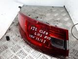 OUTER TAIL LIGHT (PASSENGER SIDE) RENAULT CLIO IV DYNAMIQUE 1.2 PET 7 4DR 2013  2013 265554091r