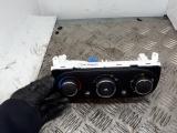 RENAULT CLIO IV DYNAMIQUE 1.2 PET 7 4DR 2013HEATER CONTROL PANEL t1019676z 2013 t1019676z