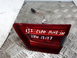 INNER TAIL LIGHT (DRIVER SIDE) RENAULT CLIO IV DYNAMIQUE 1.2 PET 7 4DR 2013  2013 265507526r