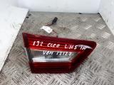 INNER TAIL LIGHT (PASSENGER SIDE) RENAULT CLIO IV DYNAMIQUE 1.2 PET 7 4DR 2013  2013 265556573r
