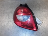 Renault Clio Dynamique Turbo 100 Hatchback 5 Door 2007-2020 Rear/tail Light (passenger Side) 89035079 2007,2008,2009,2010,2011,2012,2013,2014,2015,2016,2017,2018,2019,2020Renault Clio Dynamique Hatch 2007-2020 Rear/tail Light (passenger Side) 89035079 89035079