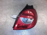 Renault Clio Dynamique Turbo 100 Hatchback 5 Door 2007-2020 Rear/tail Light (driver Side) 89035080 2007,2008,2009,2010,2011,2012,2013,2014,2015,2016,2017,2018,2019,2020Renault Clio Dynamique Turbo Hatch 07-20 Rear/tail Light (driver Side) 89035080 89035080